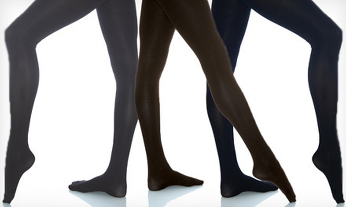 Chinese Laundry Sweater Tights: $12 for Two Pairs of Chinese Laundry Sweater Tights ($24 List Price). Multiple Options Available. Free Shipping.