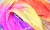 Milkweed Arts - Alhambra: Silk-Scarf-Dyeing Class for One, Two, or Four at Milkweed Arts (Up to 67% Off)