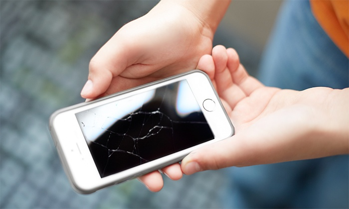Smartphone Screen Repair at Cell World (Up to 16% Off). Ten Options Available.