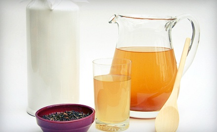 Kombucha-Making Class for One, Two, or Four with Take-Home Growler of Kombucha at Kombucha Brooklyn (Half Off)