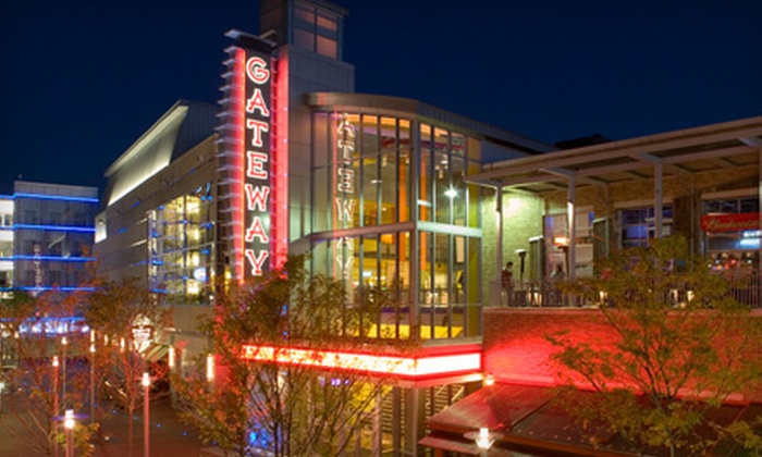 Gateway Film Center - Weinland Park: $17 for Movie Outing with Popcorn and Soda for Two at Gateway Film Center (Up to $35 Value)