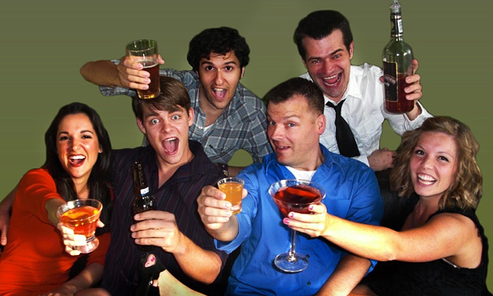 """""""Bye Bye Liver"""" - Cabaret Theater at Camp Bar: """"Bye Bye Liver"""" on March 5–26"""