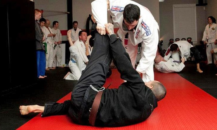 Foundry Jiu Jitsu Academy - Gaithersburg: $67 for $150 Worth of Brazilian Jiu Jitsu lessons at Foundry Jiu Jitsu Academy