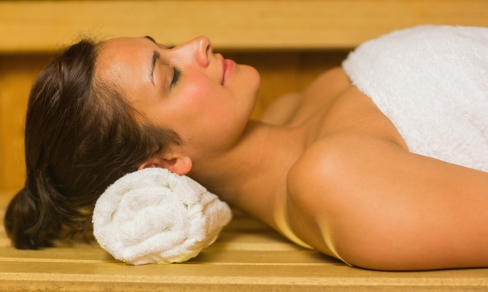 Sunshine Kate's Nutrition and Sauna at Shore Massage - Wanamassa: Three or Five Sauna Sessions at Sunshine Kate's Nutrition and Sauna at Shore Massage (Up to 62% Off)
