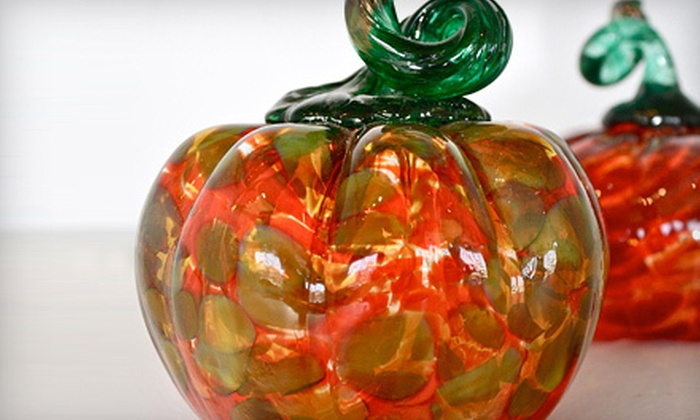 Circle 6 Studios - Phoenix: Halloween-Themed Glass-Blowing Workshop for One, Two, or Four at Circle 6 Studios (Up to 58% Off)