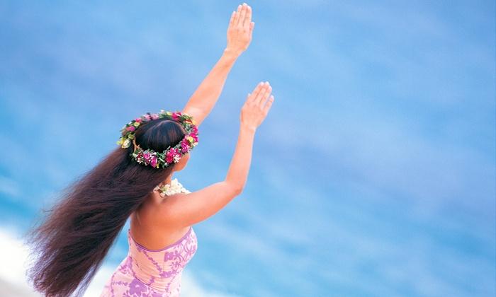 Aloha Yoga and Hula - Chandler: Four Hawaiian or Tahitian Dance Classes at Aloha Yoga and Hula (Up to 35% Off)