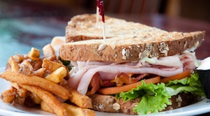 Around the Corner Cafe: 60% off at Around the Corner Cafe