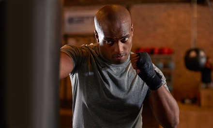 $35 for Four Boxing Classes from AFFRONTI FITNESS ($80 Value)