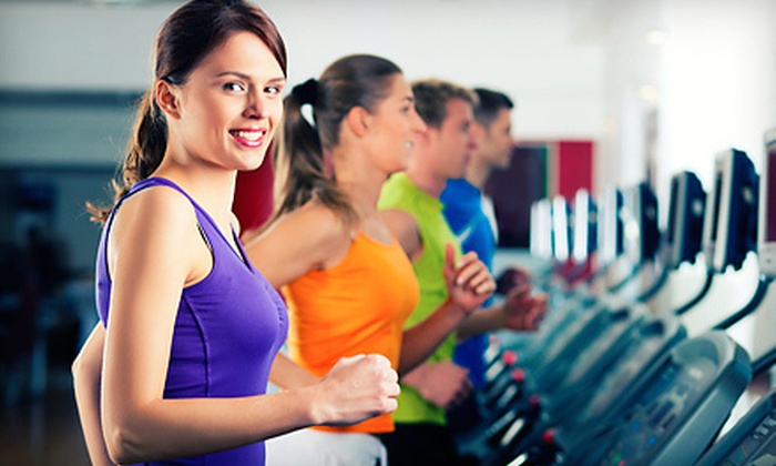 Anytime Fitness - North Las Vegas: Two- or Five-Month Membership at Anytime Fitness (Up to 76% Off)