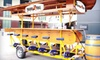 Paradise Pedals - Multiple Locations: Two-Hour Bike Tour for 2 or Up to 15 from Paradise Pedals (Up to 61% Off)