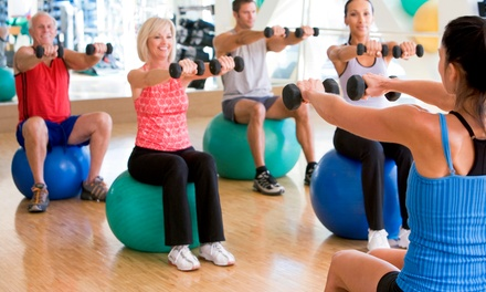 10 or 15 Fitness or Adult Dance Classes with Sauna Use at Pure Movement Dance and Fitness (Up to 70% Off)