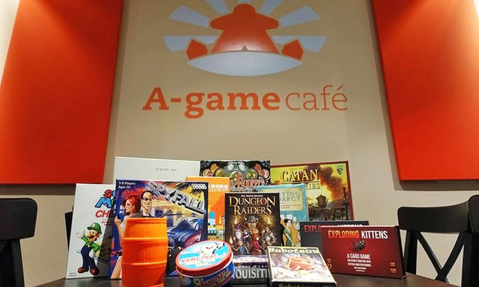 ... Up To 44% Board Game Outing With Food At A Game Cafe