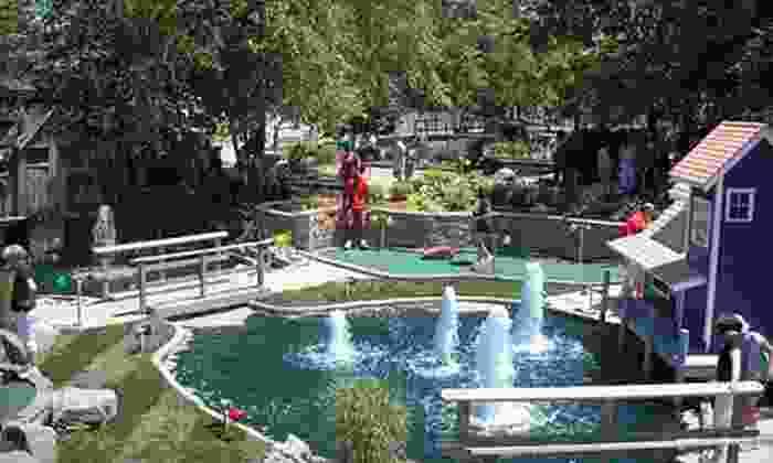"Swings-N-Things Family Fun Park - Swings-N-Things Fun Park: $30 for a Season Plus Pass for Attractions, Paintball, or Batting Ranges at Swings-N-Things Family Fun Park ($60 Value)"""