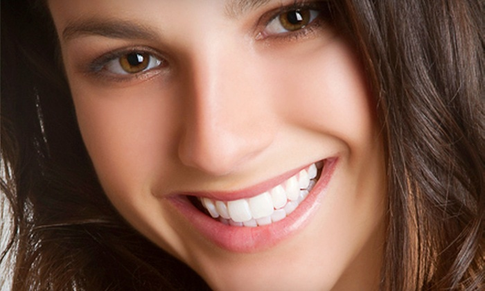 Centennial Family Dentistry - Plantation Estates: Dental Exam, X-rays, and Cleaning with Optional Take-Home Whitening Kit at Centennial Family Dentistry (Up to 89% Off)