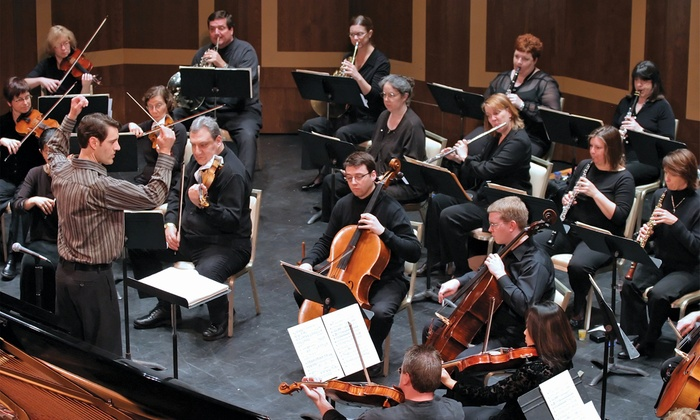 """Inspired Journeys: Heroes and Landscapes"" - Kauffman Center for the Performing Arts: Kansas City Chamber Orchestra Presents ""Inspired Journeys: Heroes and Landscapes""  on August 23 (Up to 50% Off)"