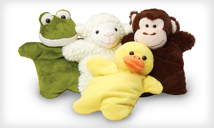 2-pack Aromthatherapy Warm Snuggle Buddies: $14.99 for Two Spa Comforts Snuggles Animals ($29.98 List Price). Six Pairs Available. Free Returns.