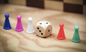 50% Off Board Game Session at Ticket to Play Board Game Cafe, plus 6.0% Cash Back from Ebates.