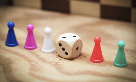 50% Off Board Game Session