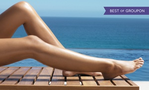 Forever Laser Spa...: Six Laser Hair-Removal Sessions on a Small, Medium, or Large Area at Forever Laser Spa (Up to 81% Off)