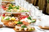 $25 Off $50 Worth of Catering