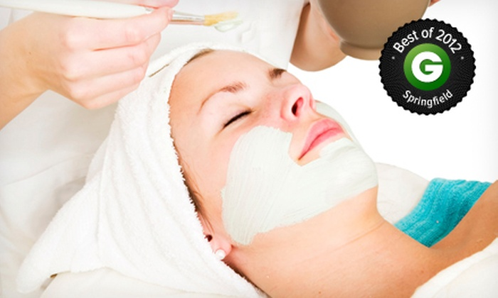 Shananigin's Salon & Spa - West Springfield Town: $99 for Spa Outing with Massage, Mani-Pedi, & Facial at Shananigin's Salon & Spa in West Springfield (Up to $215 Value)