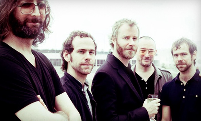 Sigur Rós and The National at St. Jerome's Laneway Festival - Palace at Auburn Hills: $60 for St. Jerome's Laneway Festival at Meadow Brook Music Festival on Saturday, September 14 (Up to $91.25 Value)