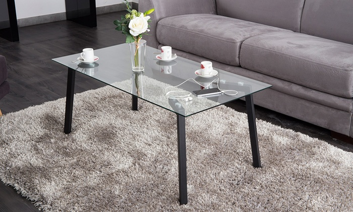 table basse design groupon shopping. Black Bedroom Furniture Sets. Home Design Ideas