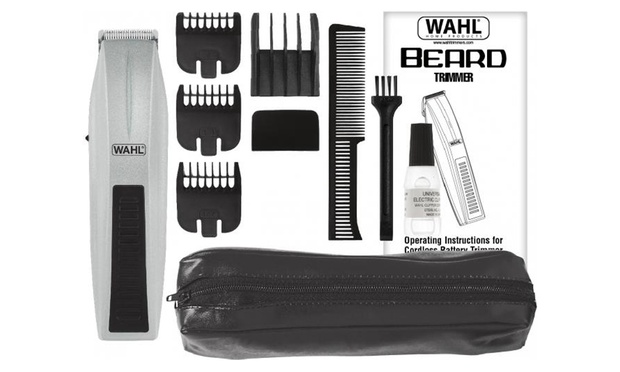 buy from 149 for a wahl beard trimmer set. Black Bedroom Furniture Sets. Home Design Ideas