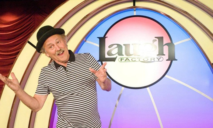 Gallagher - Laugh Factory: Gallagher at Laugh Factory at Tropicana Las Vegas (Up to 63% Off)