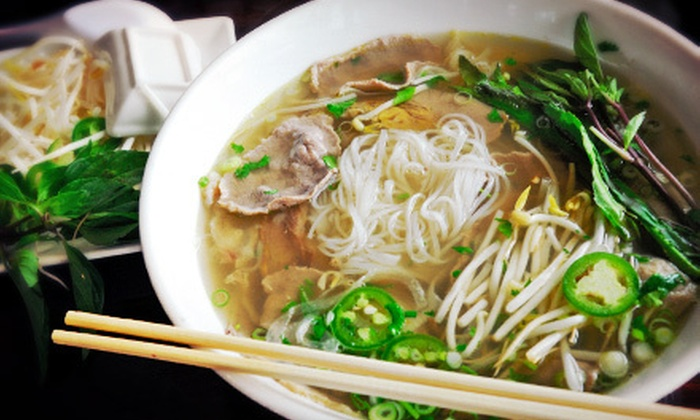 iLuv Pho - Samos: $10 for $20 Worth of Pho and Vietnamese Cuisine at iLuv Pho