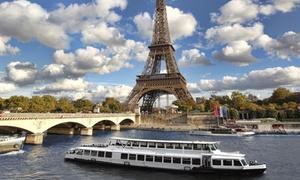 Douceurs de la tentation: Dîner-croisière en chanson pour 2 personnes au fil de la Seine dès 89,90 € avec Bateau Alizée
