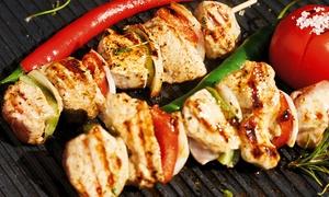 1001 Nights Persian Cuisine: 50% Off Luleh Kabob and Rice