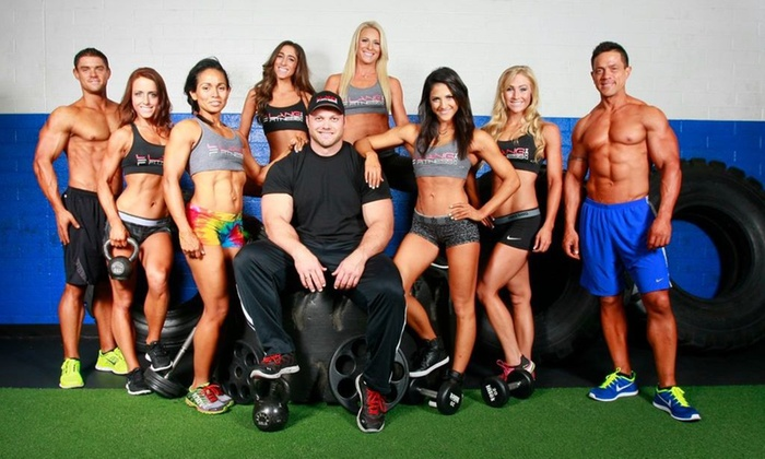 Lang Fitness - Lang Fitness: 75% Off Two Weeks Worth of Personal Training — Lang Fitness