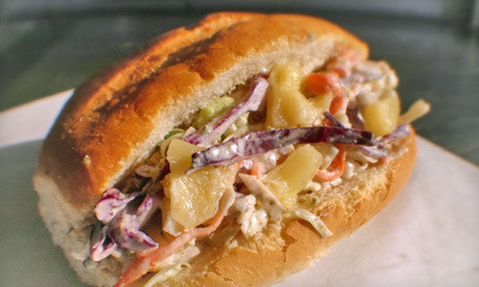 Snarkys - Crestview: $8 for $16 Worth of Sandwiches at Snarkys