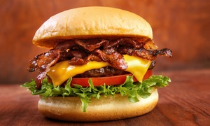 Sam's Drive In: American Food for Dinner or Lunch for Two or Four at Sam's Drive In (Up to 50% Off)
