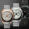 Geneva Platinum Vernier Collection Men's Watches