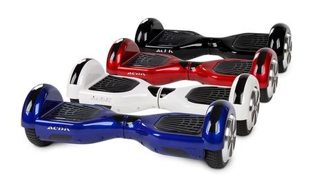 Hoverboard con opción a mando Bluetooth y funda de transporte