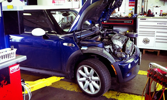 Ferney's Lube and Auto Repair - Englewood: Oil Change Packages at Ferney's Lube and Auto Repair (Up to 50% Off)