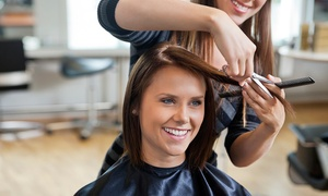 Elite Hair: Wash, Cut and Blow Wave from R98 for One at Elite Hair (Up to 72% Off)