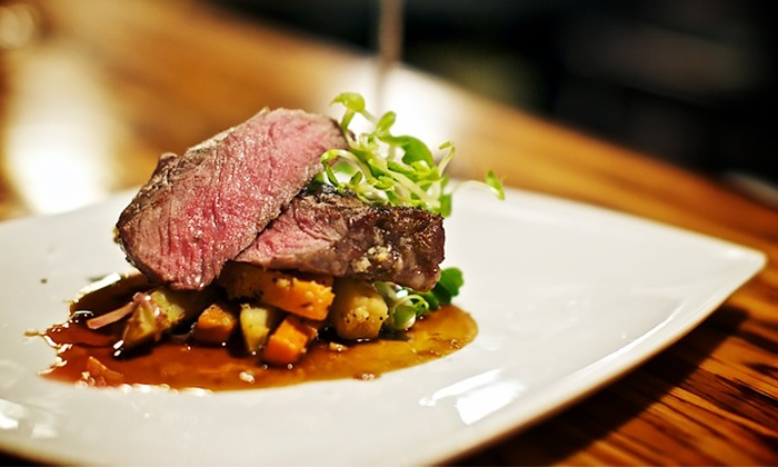 Wine Bar - The Wine Bar: C$89 for a Three-Course Dinner with Wine for Two at Wine Bar (Up to C$153 Value)