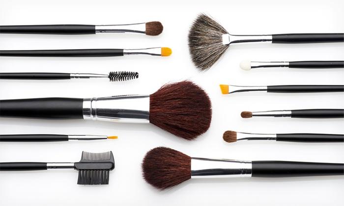 Beauté Basics 12-Piece Makeup-Brush Set: Beauté Basics 12-Piece Makeup-Brush Set. Free Returns.