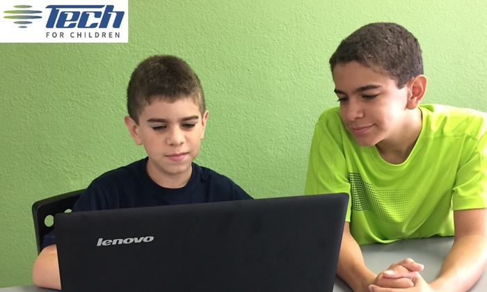 Tech For Children - Tech For Children: Up to 50% Off Computer and Robotics Classes at Tech For Children