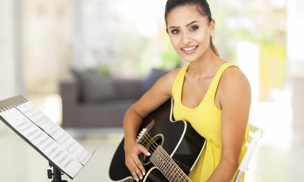 A Private Music Lesson from Jack Taylor Guitar (44% Off)