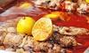 38% Off Greek Cuisine