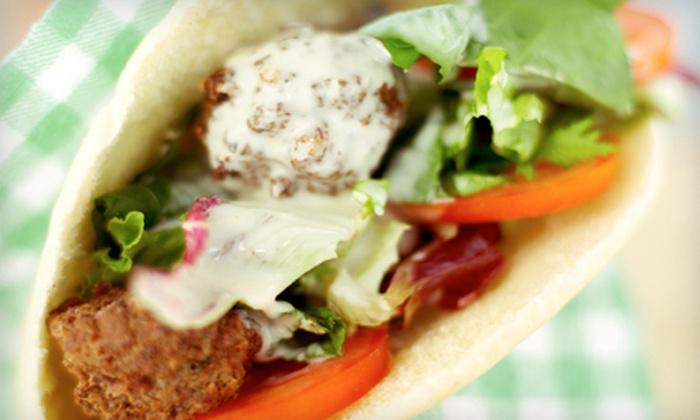 Al Huda Restaurant - Morrills Corner: $15 for $30 Worth of Middle Eastern Fare at Al Huda Restaurant