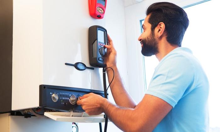 Check-up caldaia o stufa a pellet, decalcificazione e assistenza annuale con Impianti Scuderi (sconto fino a 72%)