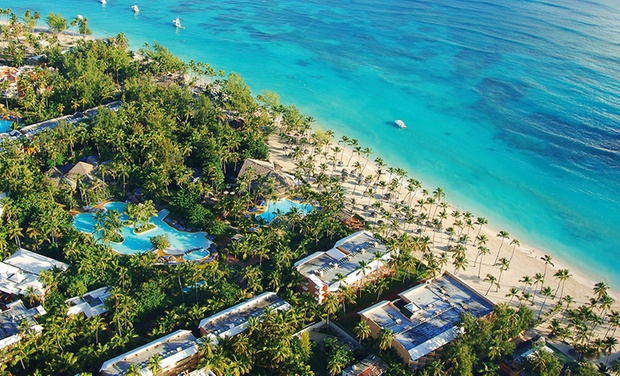 TripAlertz wants you to check out ✈ Barceló Dominican Beach Stay w/ Air from Vacation Express. Incl. Taxes & Fees. Price/Person Based on Double Occupancy. ✈ All-Inclusive Dominican Republic Vacation with Airfare - All-Inclusive Dominican Vacation