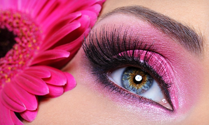 The Blink Bar - West Hollywood: Full Set of VIP-List Lash Extensions with Optional Refills at The Blink Bar (Up to 63% Off)