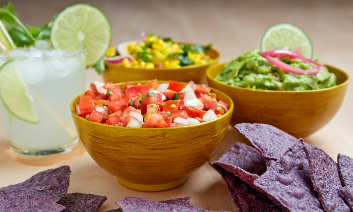 Cinco De Mayo - Valley Cottage: Mexican Dinner for Two or More, Valid Sunday–Thursday or Any Day at Cinco De Mayo (Up to 48%Off)