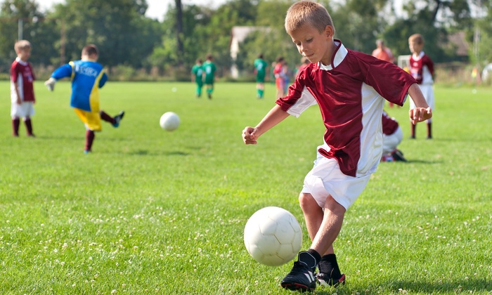 Unique Touch Soccer Academy - Hartsdale: $149 for a 10-Week indoor Winter Soccer Training Program for Kids at Unique Touch Soccer Academy ($400 Value)